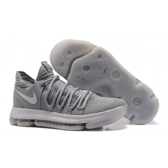 wholesale dealer b0963 f4755 Nike Zoom KD 10 Elite, Kevin Durant Wolf Grey